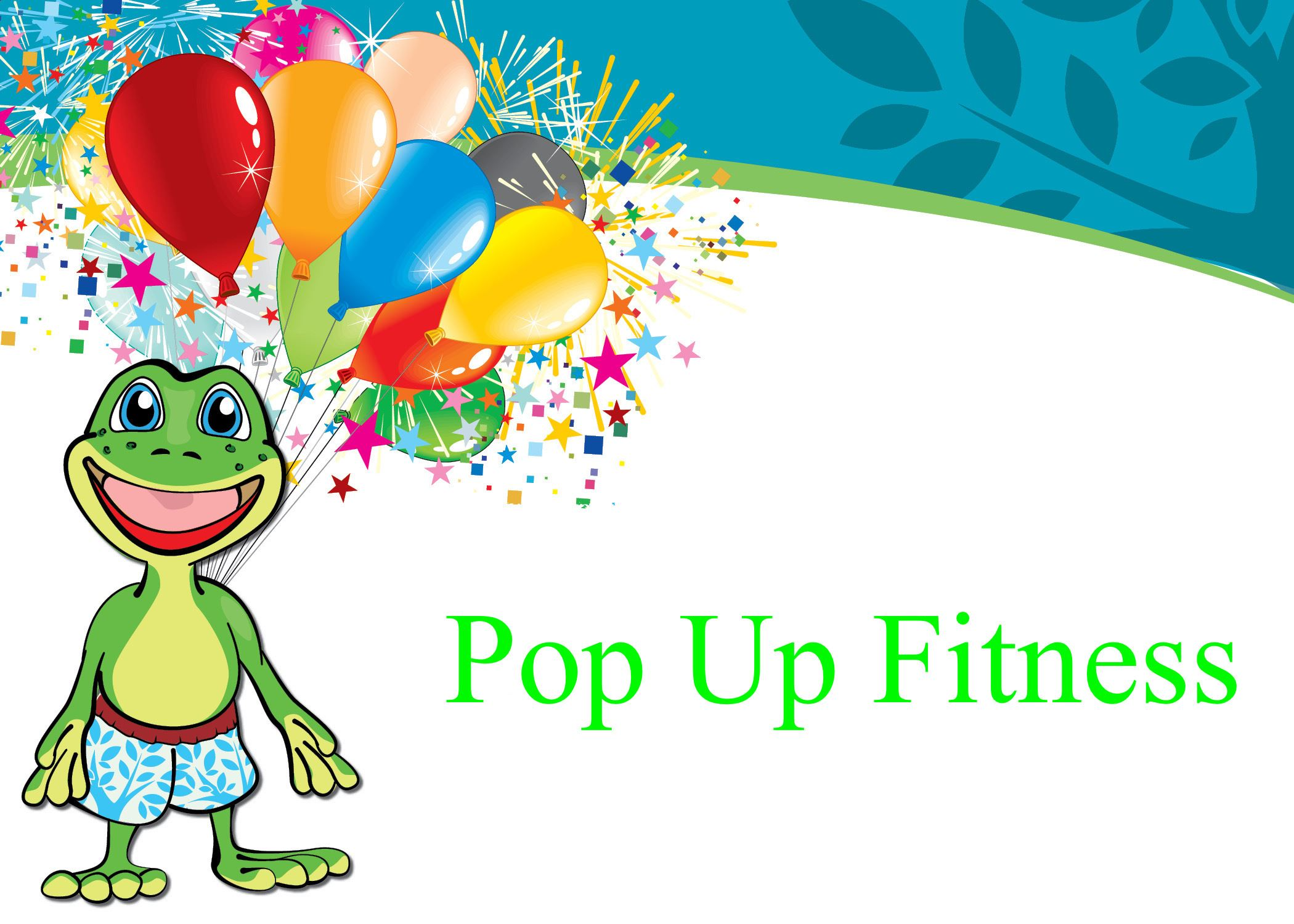 Pop Up Fitness