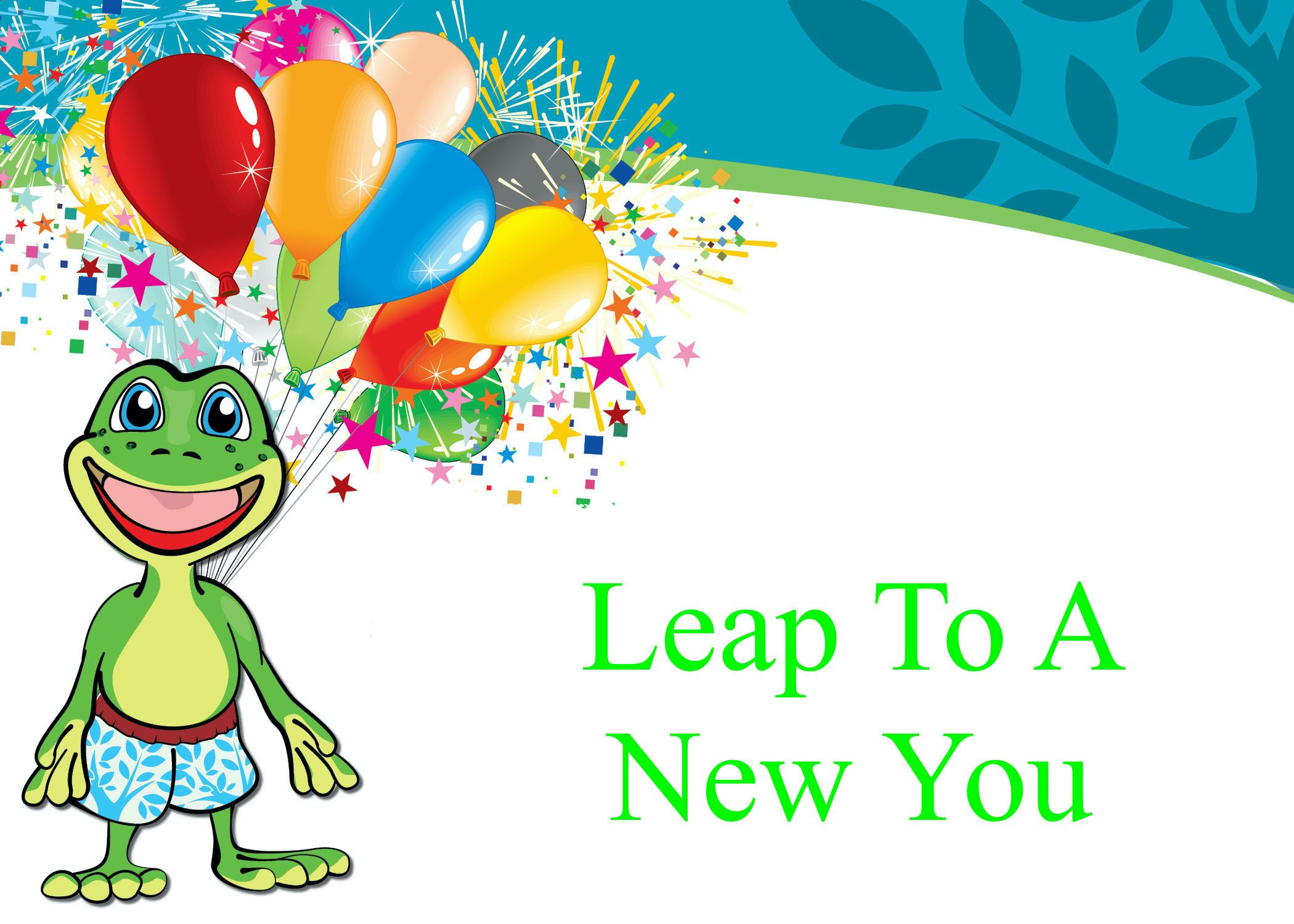 Leap to a New Year